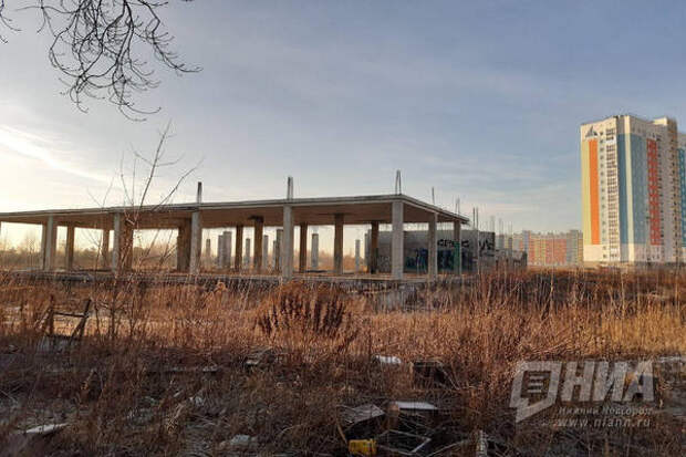 Снос недостроенного ФОКа на пр. Кораблестроителей начнется перед строительством нового