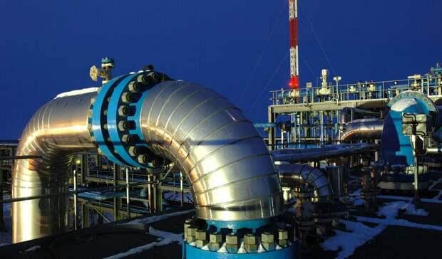 На45,4% увеличил экспорт газа «Газпром» вянваре 2021