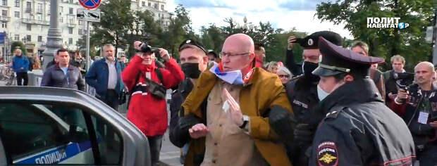 Организатор московского шествия солидарности с Беломайданом совершил камингаут у Гордона