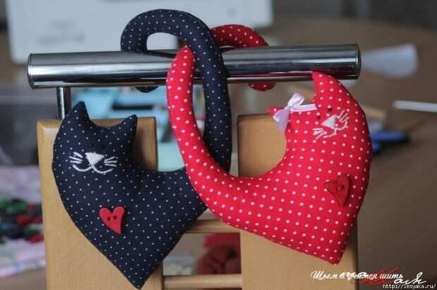 Сердечные котики