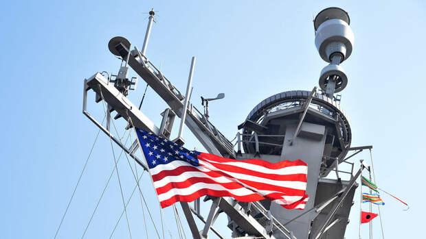 В Пентагоне заверили, что военные корабли США продолжат заходить в Черное море
