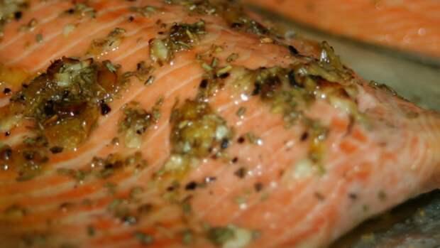Хребты (стейки) семги: истинный шедевр кулинарии, если постараться
