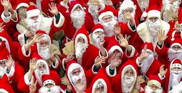 Куда поехать, чтобы увидеть  Деда Мороза