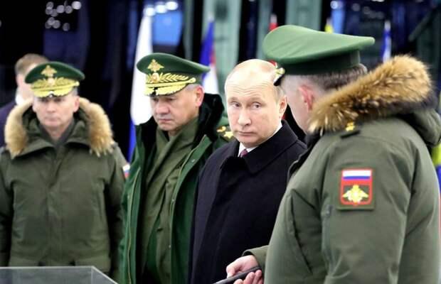 Путин тормознул Зеленского в шаге от войны