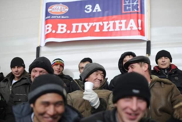 Не отозвать ли Путину его призыв к мигрантам заселять Россию?