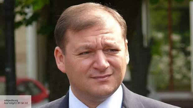 Добкин заявил, что революция в США  - дело рук Сороса