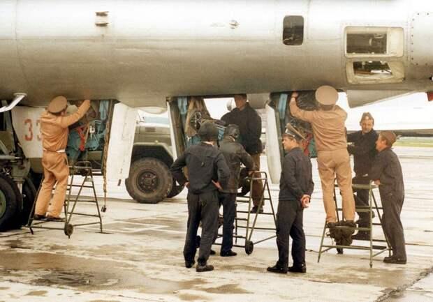 60 лет назад, 21 июня 1958 года самолет Ту-22 впервые поднялся в воздух