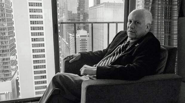 Дмитрий Бобышев: поэт, оказавшийся частью чужой биографии