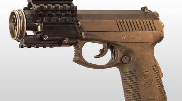 Любимые пистолеты российской армии