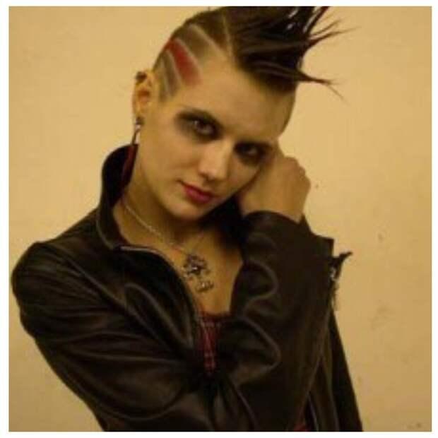 Принцесса русского панк-рока по прозвищу Белка