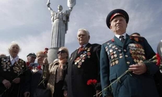 В Киеве предложили судить ветеранов ВОВ за преследование бандеровцев