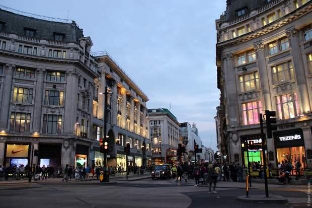 Российский журналист нетолерантно задержал грабителя в центре Лондона