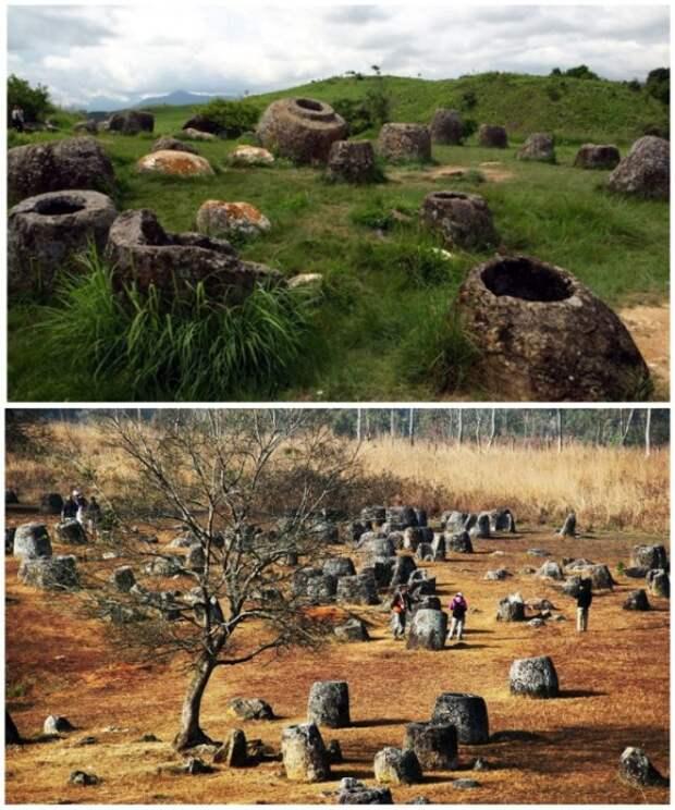 Уже более 500 резных каменных сосудов было найдено на территории совреиенного Лаоса (Южная Азия). | Фото: ru.depositphotos.com.
