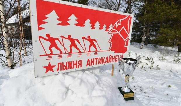 В Карелии успешно финишировали участники гонки-похода «Нетающая лыжня»