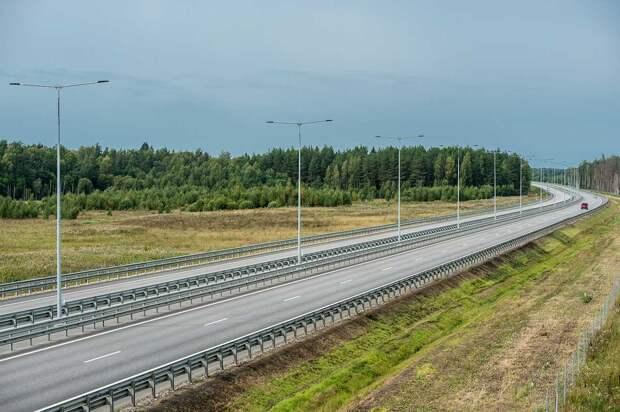 Ещё на одном участке трассы М-11 в Тверской области разрешили разогнаться до 130 км/час