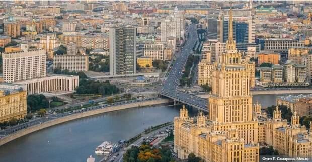 Совокупный рост за услуги ЖКХ с 1 января в Москве будет ниже уровня инфляции/Фото: Е.Самарин, mos.ru