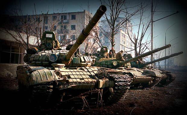 Преданные но не забытые: Тайная миссия танкистов в Чечне 94-го