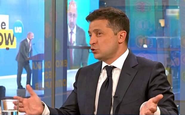 Президент Украины заявил о неизбежности встречи с Путиным и пригрозил «сильнейшей армией Европы»