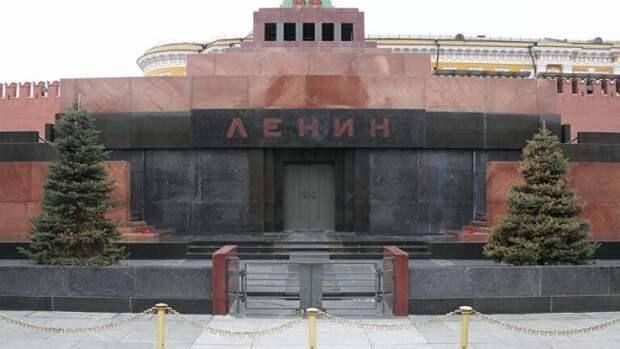 Стало известно, где могут захоронить тело Владимира Ленина
