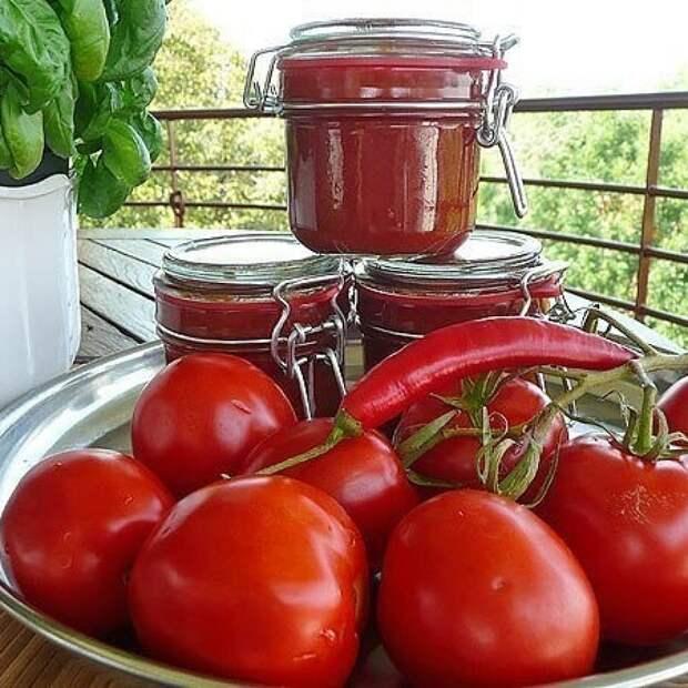 5 рецептов приготовления домашнего кетчупа