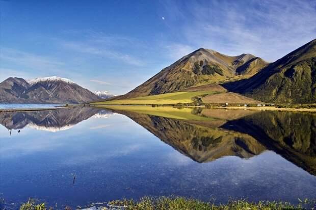 Волшебство Новой Зеландии: 14 доказательств