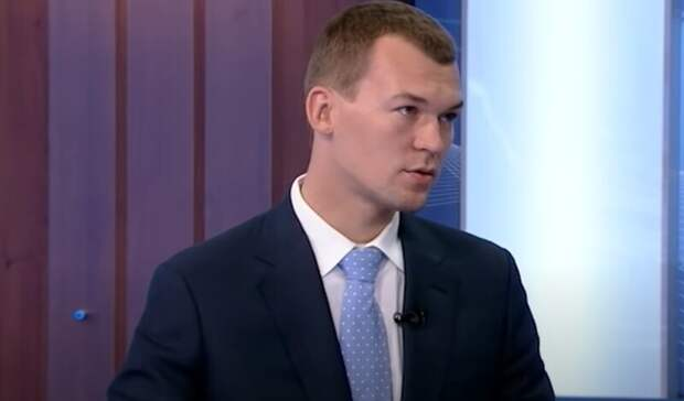 Глава Хабаровского края рассказал о мерах по восстановлению экономики региона