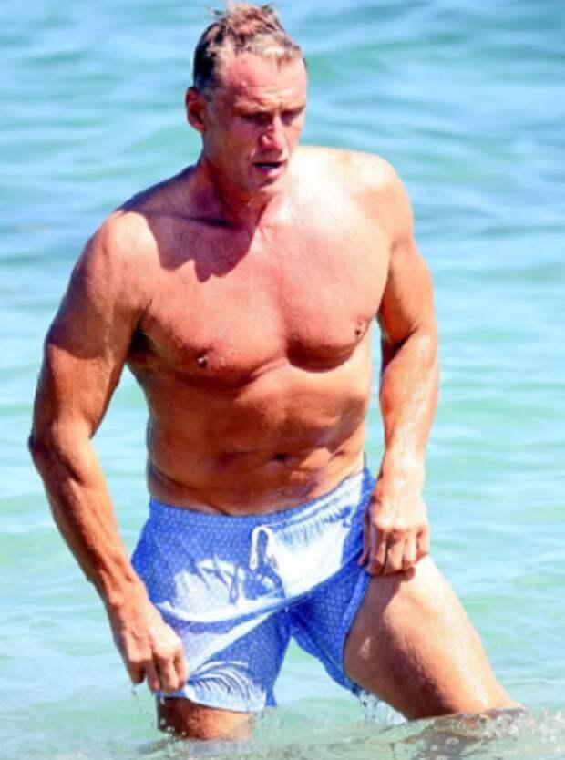 Дольф Лундгрен: форма в молодости и сейчас (60 лет)
