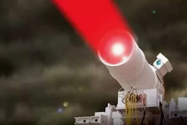 Avia.pro: боевой лазер «Пересвет» сбил в Сирии израильский БПЛА