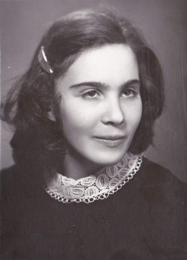 МАША В 1973 ГОДУ