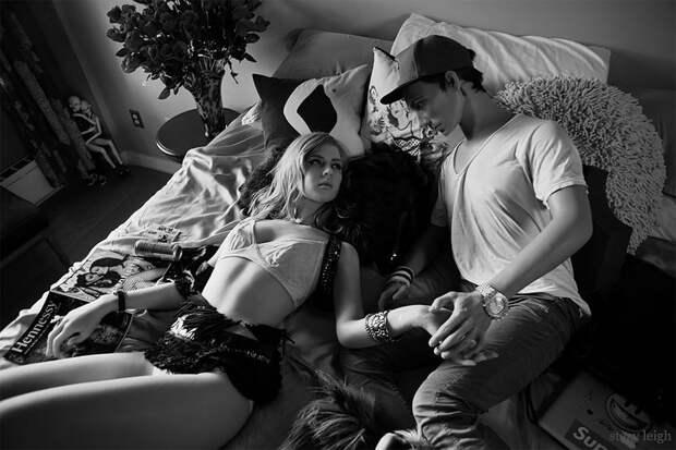 Секс-куклы в фотопроекте Стейси Ли «Средние американцы» 7