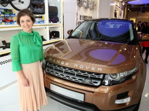 В России впервые продали Range Rover Evoque через интернет