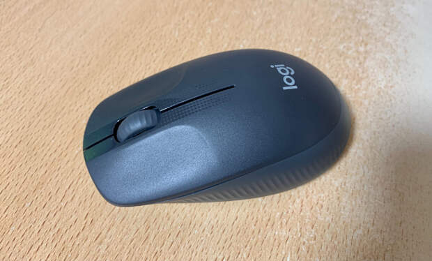 Обзор беспроводной мыши Logitech M190. Надо брать?