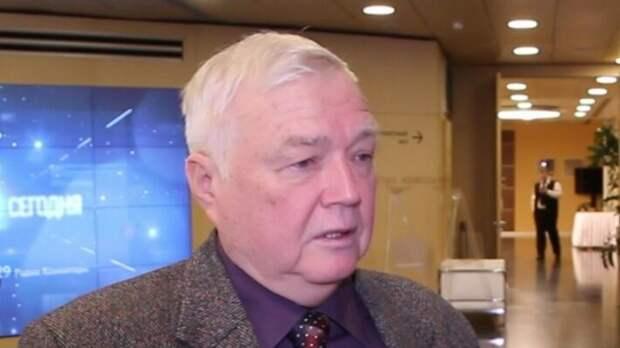 Эксперт в области международной безопасности Центра специальных медиаметрических исследований Игорь Николайчук