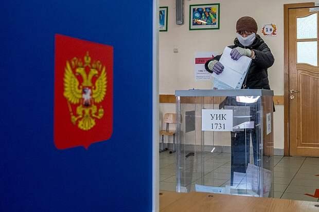 Выборы в Государственную Думу 2021: как голосует Россия во второй день