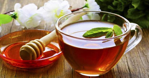 Медово-уксусный напиток для контроля холестерина и артериального давления