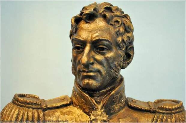 Фельдмаршал Кутузов в 1812 году