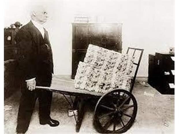 Бывший экономист JPMorgan: нас ждет инфляция, сравнимая с временами Веймарской республики