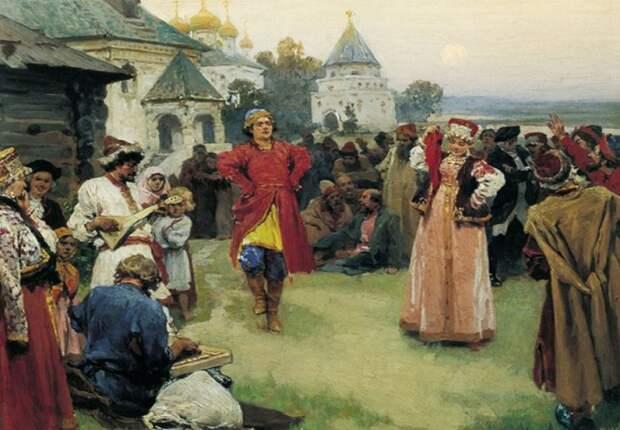 Бесправные крестьяне и жестокие помещики: Развенчиваем известные заблуждения о крепостном праве
