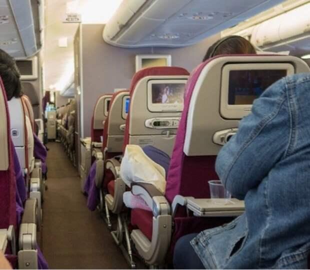 """""""Аэрофлот"""" будет отсаживать пассажиров без маски на специальные места"""