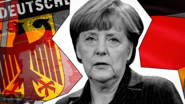 Мараховский: вместе с Навальным Меркель подкинули «грязную бомбу»