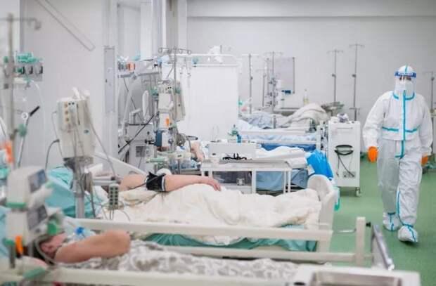 Еще одна столичная больница перестанет принимать пациентов с COVID-19