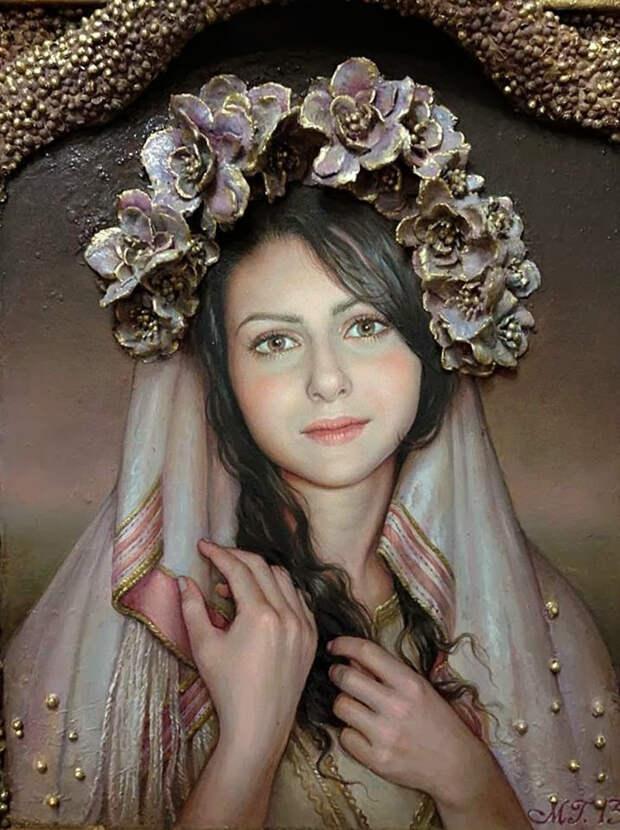 художник Мария Илиева (Maria Ilieva) картины – 17