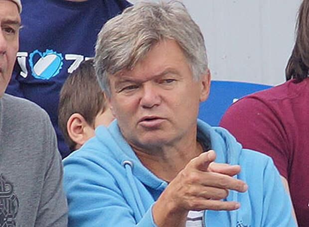 Сергей ВЕДЕНЕЕВ: Матч в Грозном был мистическим.Ошибка Лунева, удаление - и при этом «Зенит» играл как ни в чем не бывало