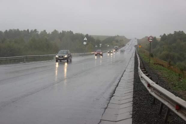Под Ижевском завершился ремонт почти 10-километрового  участка объездной дороги