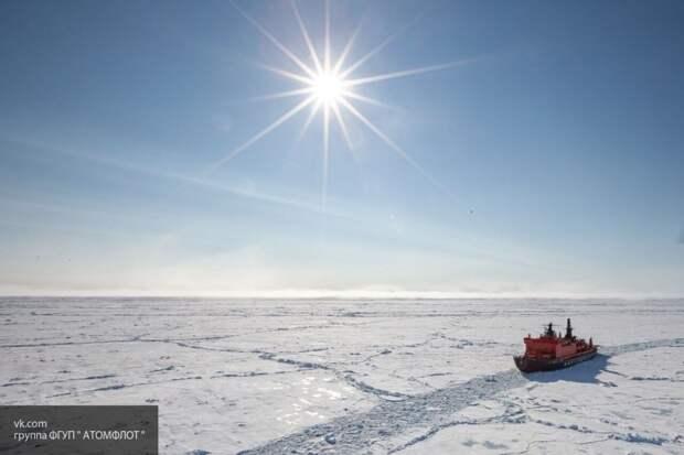 NI назвал сотрудничество России и Китая в Арктике «техно-триллером» для США