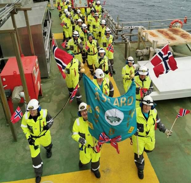 Отказ от добычи нефти и газа: первой на очереди назвали Норвегию