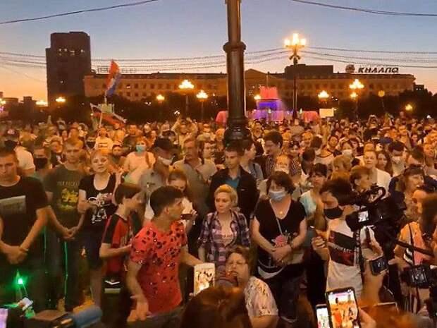 Хабаровчане о причинах протеста: «Мы имеем крошки с барского стола»