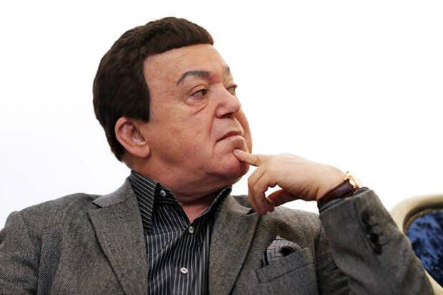 Мосгордума поддержала установку памятника Кобзону в центре Москвы