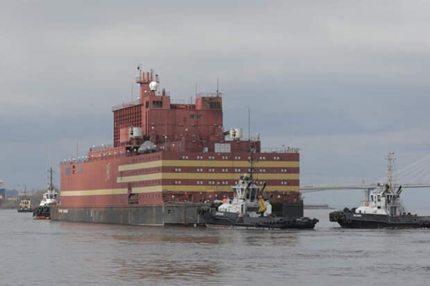 Первую российскую ПАТЭС возьмут под надежную охрану
