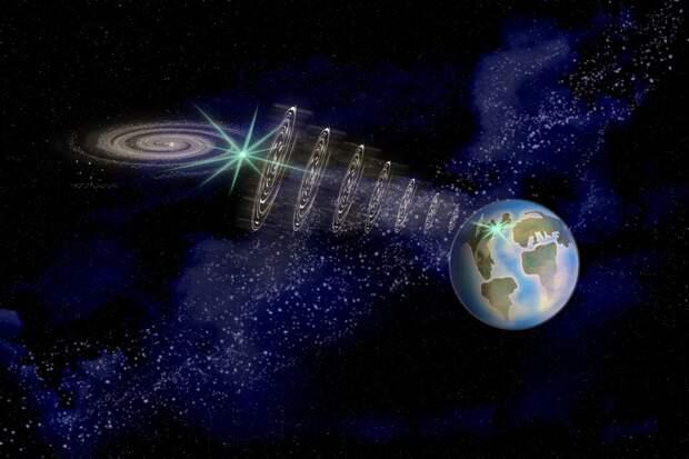 Астрономы фиксируют во Вселенной возрастающую активность неизвестных источников радиоизлучения